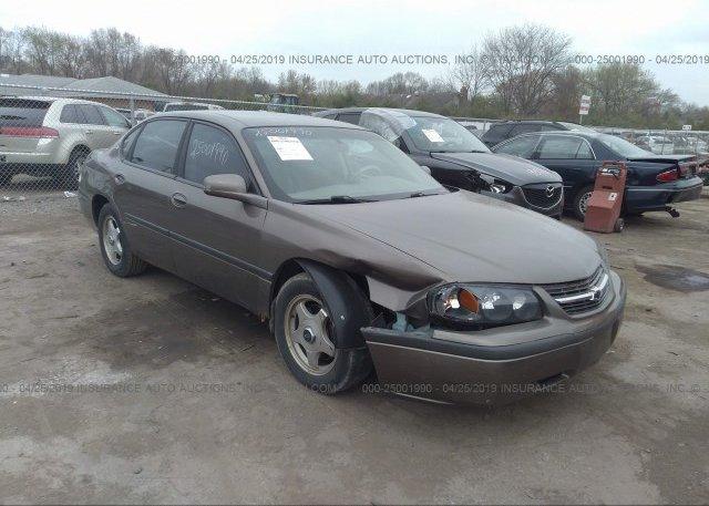 Inventory #273703060 2003 Chevrolet IMPALA