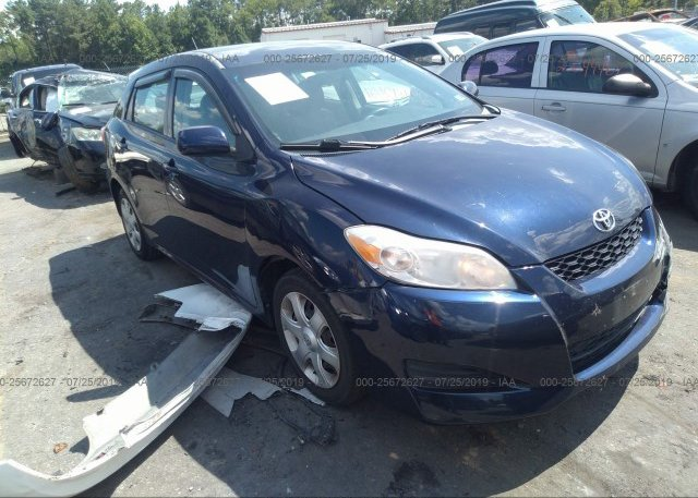 Inventory #694695237 2009 Toyota COROLLA MATRIX