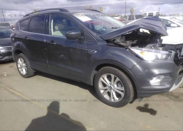 Inventory #246548706 2018 FORD ESCAPE
