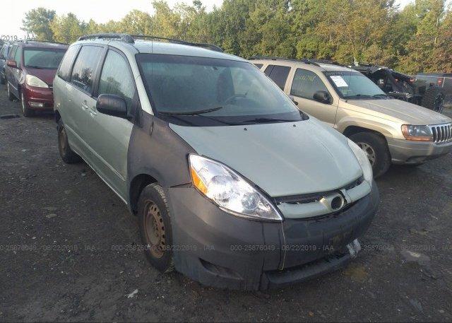 Inventory #500111083 2009 Toyota SIENNA