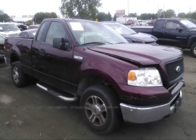 Inventory #365012666 2006 FORD F150