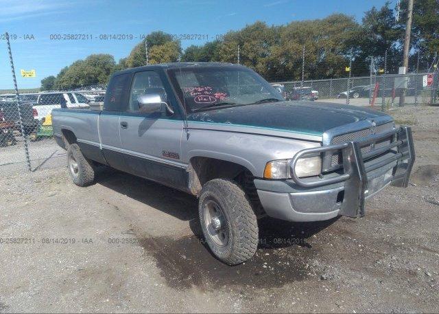Inventory #941990158 1997 Dodge RAM 2500