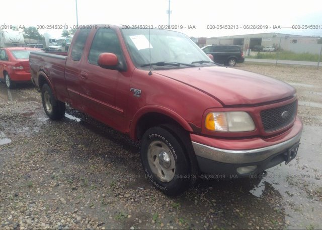 Inventory #781766148 2000 FORD F150