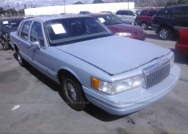 2lnbl8ev8ax616840 Clear Black Lincoln Town Car At Carteret Nj On