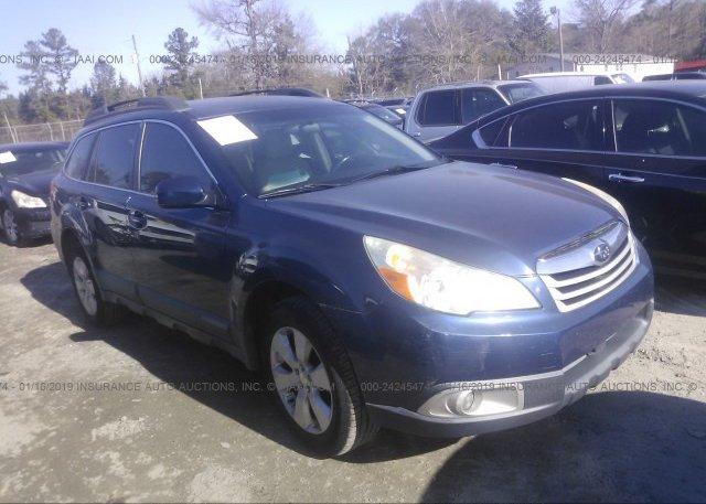 Inventory #656844904 2010 Subaru OUTBACK