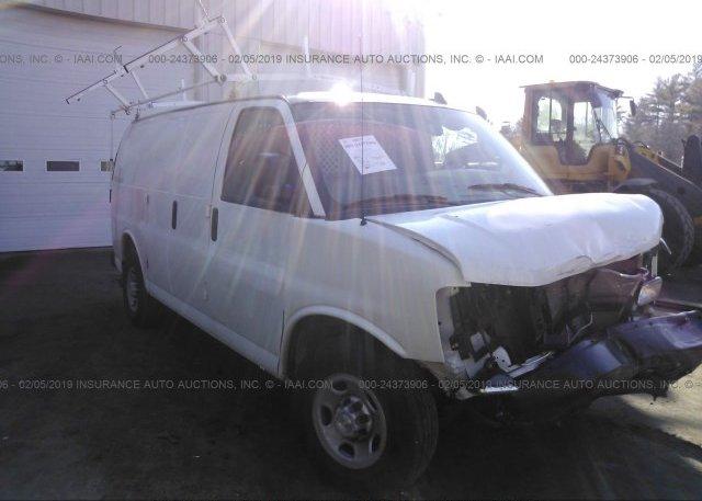 Inventory #260755194 2017 Chevrolet EXPRESS G2500