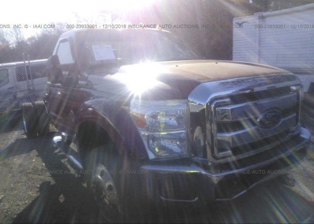 Inventory #877733486 2016 FORD F550