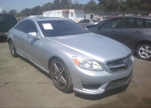 Inventory #143864489 2012 Mercedes-benz CL