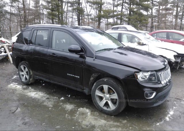 Inventory #174796561 2016 JEEP COMPASS