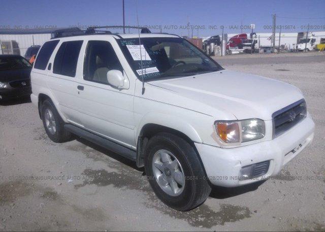 Inventory #925147091 1999 Nissan PATHFINDER