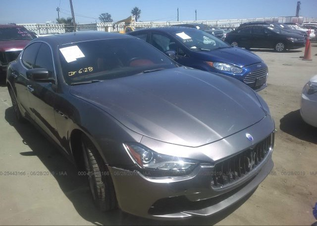 Inventory #788825455 2015 Maserati GHIBLI