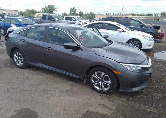 Inventory #768985997 2016 Honda CIVIC