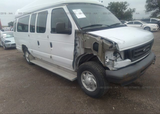 Inventory #565522562 2007 FORD ECONOLINE