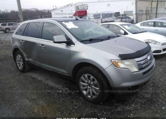 Inventory #476154337 2008 FORD EDGE