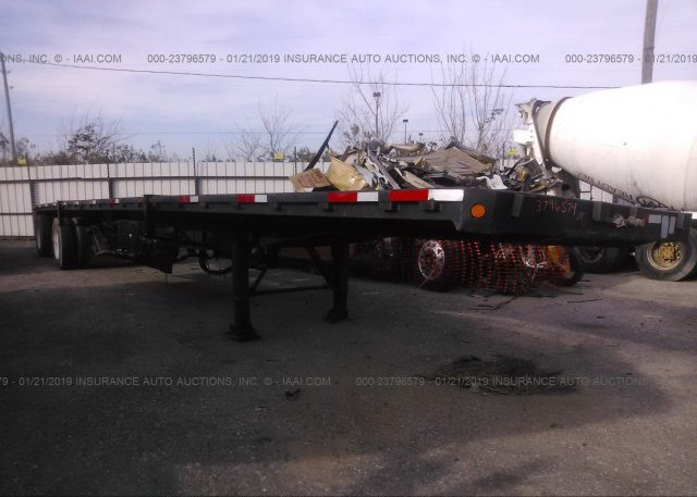 Inventory #594703860 2001 DACO TRAILER CORP OTHER