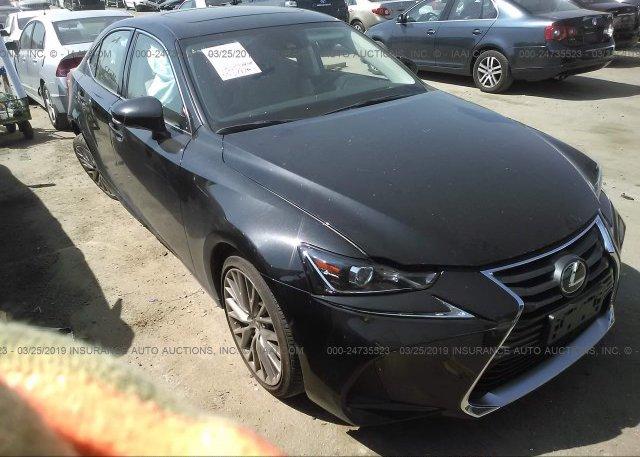 Inventory #830313081 2017 Lexus IS