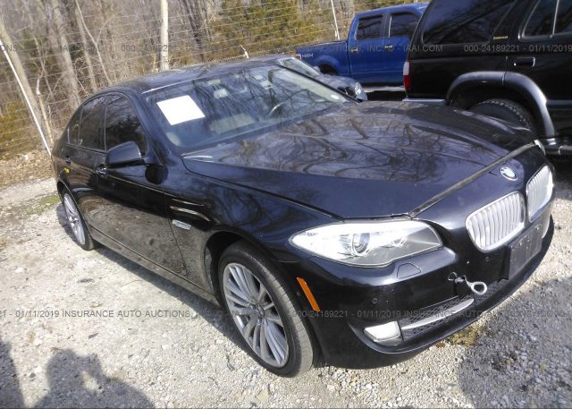 Inventory #674519230 2011 BMW 550