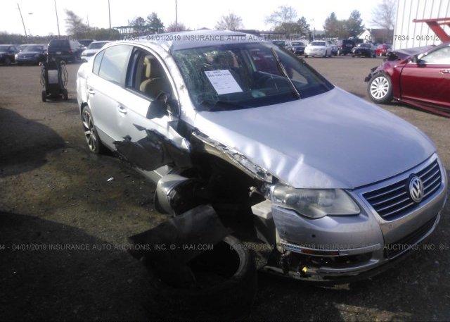Inventory #315997515 2008 Volkswagen PASSAT
