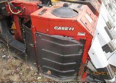 2011 CASE MRE 635 COTTON PICKER - 4RT016865 engine view