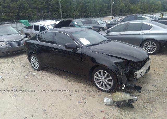 Inventory #810328031 2007 Lexus IS
