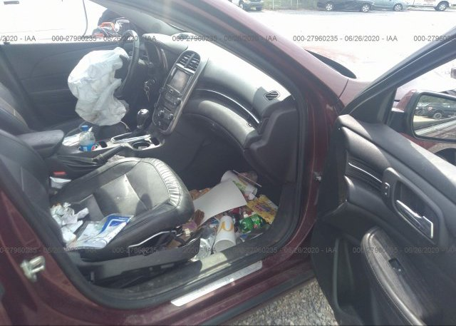 пригнать из сша 2015 Chevrolet MALIBU 1G11F5SL0FF119091