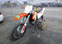 2019 KTM 350