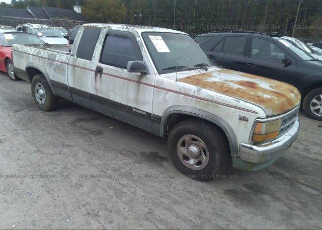 Inventory #254933270 1994 Dodge DAKOTA