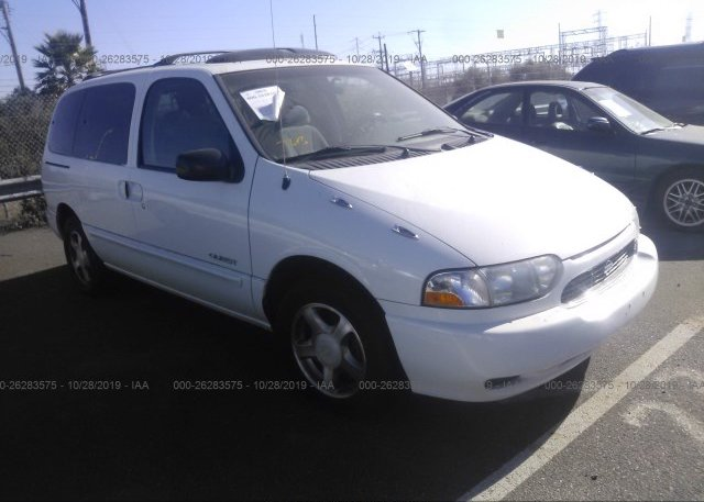 Inventory #629561354 2000 NISSAN QUEST