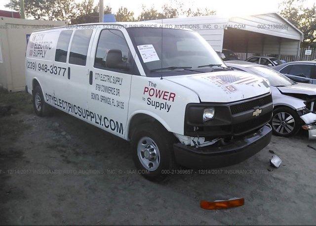 Inventory #305420008 2011 Chevrolet EXPRESS G2500