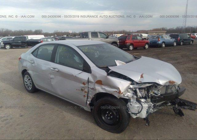 Inventory #234535974 2018 Toyota COROLLA