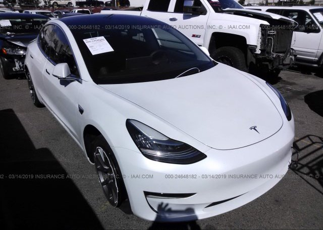 Inventory #930361775 2018 Tesla MODEL 3