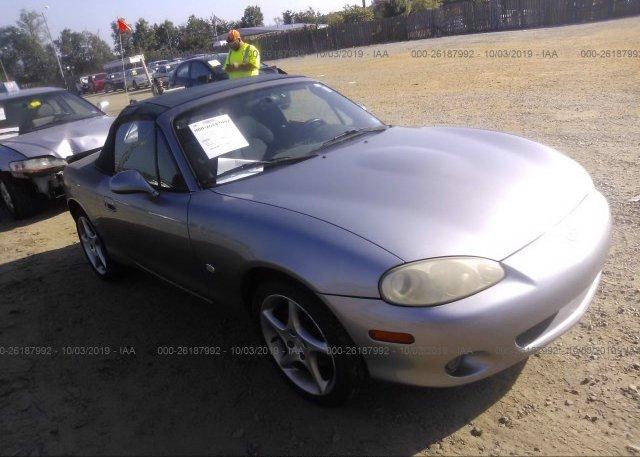 Inventory #740048486 2003 Mazda MX-5 MIATA