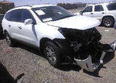 2016 Chevrolet TRAVERSE - 1GNKRGKD2GJ131126 Left View