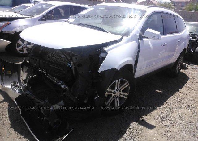 2016 Chevrolet TRAVERSE - 1GNKRGKD2GJ131126