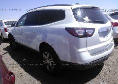 2016 Chevrolet TRAVERSE - 1GNKRGKD2GJ131126 [Angle] View