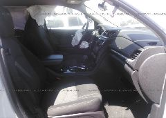 2016 Chevrolet TRAVERSE - 1GNKRGKD2GJ131126 close up View