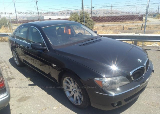 Inventory #643557807 2006 BMW 750