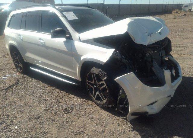 Inventory #415278814 2018 Mercedes-Benz GLS