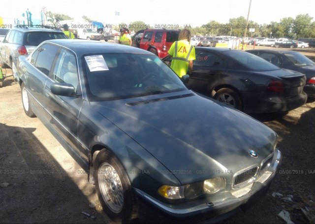 Inventory #237060951 2001 BMW 740