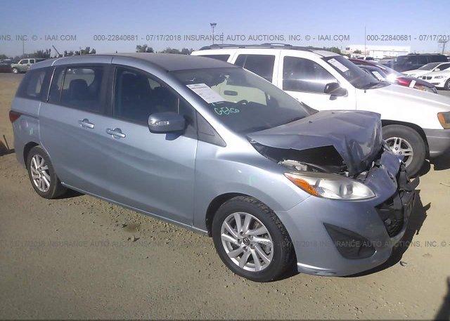 Inventory #847077078 2013 Mazda 5
