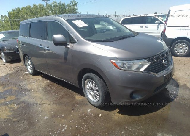 Inventory #963071128 2012 Nissan QUEST