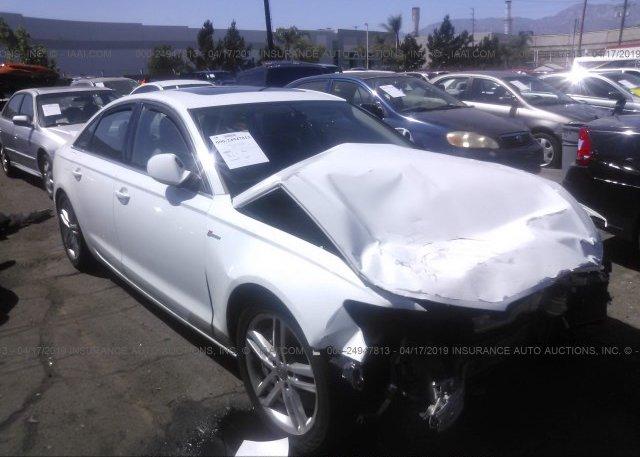 Inventory #806643963 2012 AUDI A6