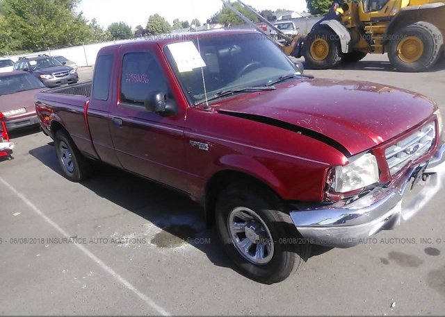 Inventory #882377855 2001 FORD RANGER