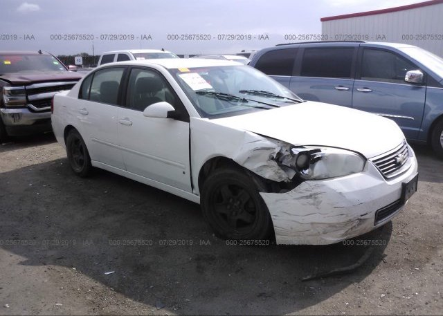 Inventory #428711251 2007 Chevrolet MALIBU