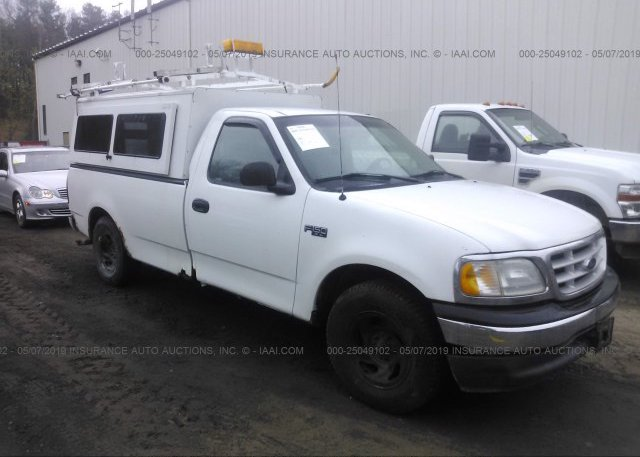 Inventory #670938435 1999 FORD F150