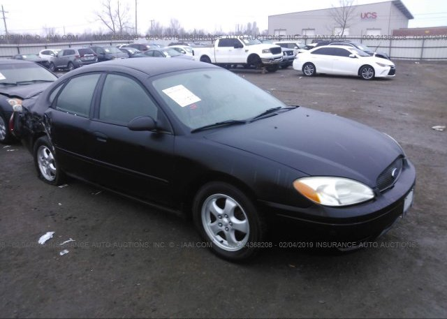 Inventory #362450437 2005 FORD TAURUS
