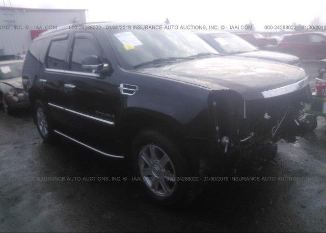 Inventory #511491828 2007 Cadillac ESCALADE