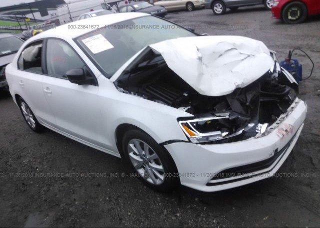 Inventory #534957300 2015 Volkswagen JETTA