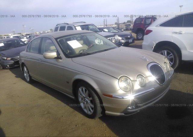 Inventory #965896747 2001 Jaguar S-TYPE