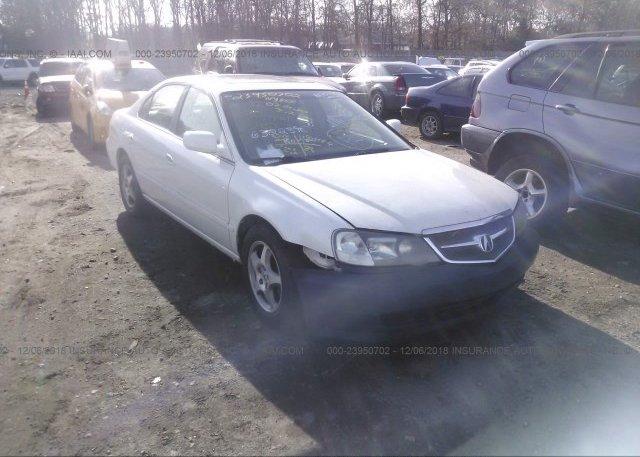 Inventory #724259751 2002 Acura 3.2TL